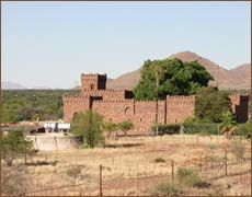 Duwisib guest farm - accommodation & camping in namibia, close to the namib desert, sossusvlei, luderitz, fish river canyon, sesriem, rooms