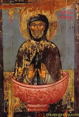 Full of Grace and Truth: St. Symeon the Stylite