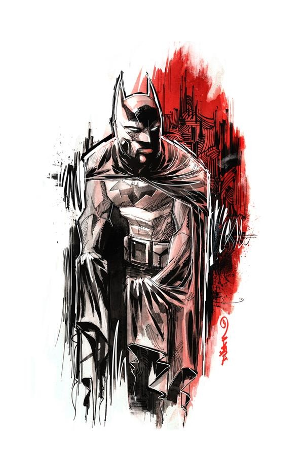 300 best images about Batman's Universe by: Dustin Nguyen ...