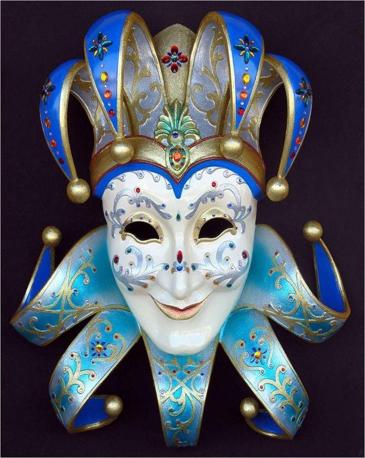 Las 25 mejores ideas sobre m scaras venecianas en - Mascaras de carnaval de venecia ...