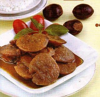 Semur jengkol, taste of the world