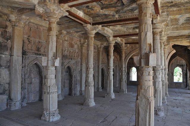 Malik Mughith's Mosque, Mandu   Madhya Pradesh 