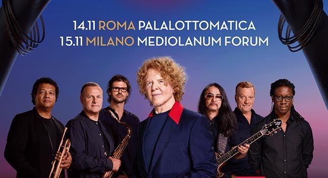 Simply Red A Roma  I Simply Red ritornano sul palcoscenico per un tour mondiale dal titolo 'Big Love Tour 2015', in concomitanza con il loro 30° anniversario, e si esibiranno a Roma il 14 novembre al Palalottomatica in una tappa del tour. Capitanati dal cantante, Mick Hucknall, l'unico membro originale rimasto nella lunga storia della band, i Simply Red hanno venduto l'incredibile cifra di 50 milioni di album in tutto il mondo, ad oggi.  http://www.hotelpriscilla.it/blog/simplyredaroma.html