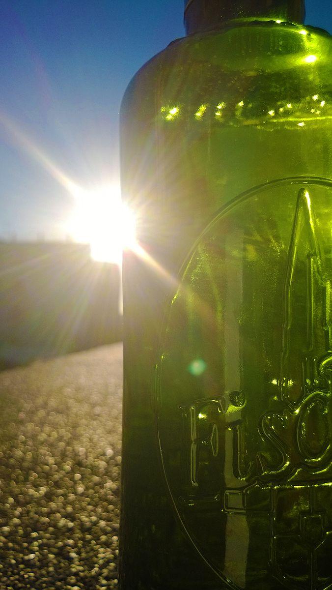 you are my sunshine... όλες τις εποχές! #Selfie #Fischer #Beer #Sunlight #TasteTheMoment