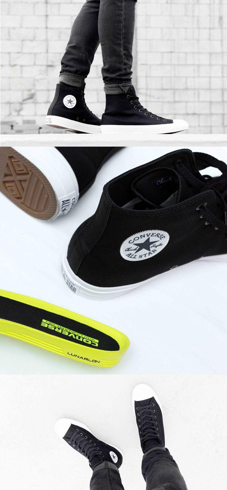 Footwear Introducing the Converse All Star Chuck Taylor II