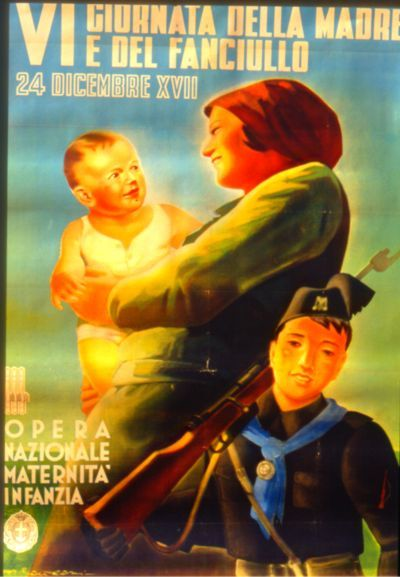 fertilità fascismo