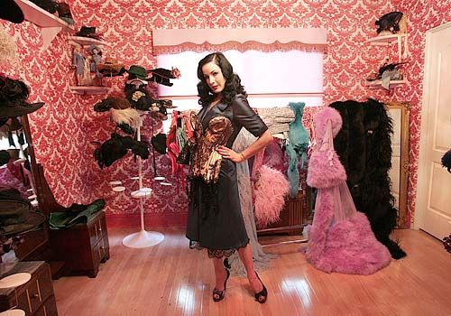 44 best images about dita von teese 39 s home on pinterest for My retro closet