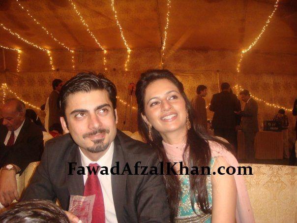 Fawad afzal khan with wife fawad afzal pinterest for Terrace meaning in urdu