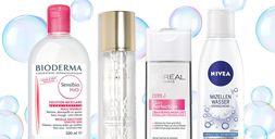 Besser abschminken: Wie Mizellenwasser unsere Reinigungsroutine vereinfacht