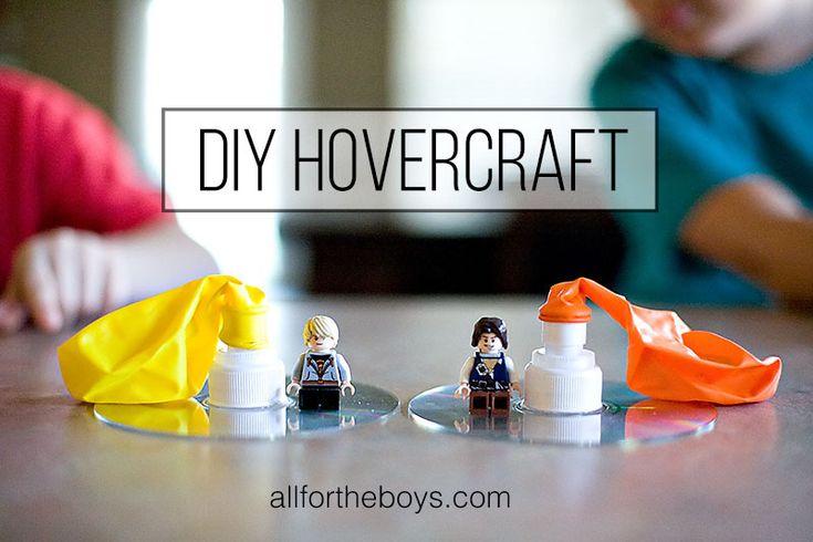 DIY Hovercraft.             Gloucestershire Resource Centre http://www.grcltd.org/scrapstore/