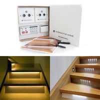 Automatic LED stair lighting set 24 - (kit for stairs with 24 steps maximum)/12V