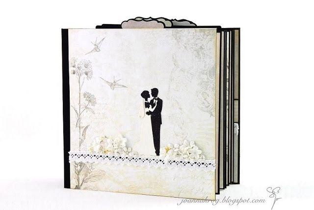 Joanna: Wedding Mini Album