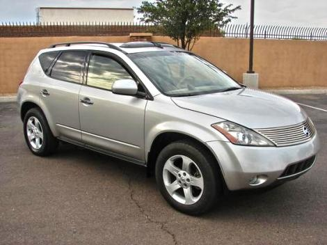 Used Nissan Murano '04 For Sale in AZ — $7995