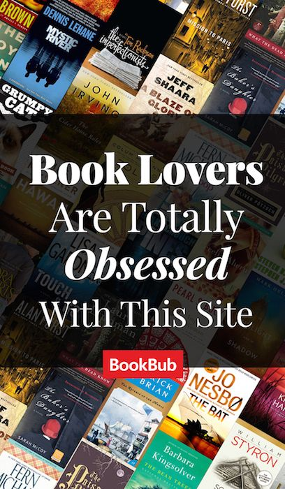 Love a good deal? Check out BookBub for daily free & bargain ebooks deals up to 90% off! Skip the coupons and the rebates, sign up for BookBub! BookBub alerts you to limited-time free and discounted ebooks matching your interests. Go to http://BookBub.com/pin.