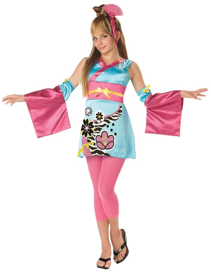 Kyoto Kutie Tween Costume from BuyCostumes.com