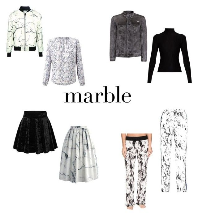 """""""Marble"""" by syddeon on Polyvore featuring Chicwish, Jigsaw, Lemlem, Dear Deer, P.J. Salvage, Acne Studios and Topman"""