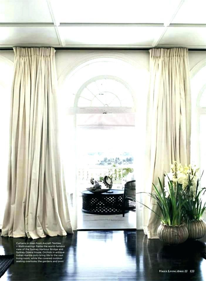 Curtains For Arched Windows Curtains For Curved Windows Curved