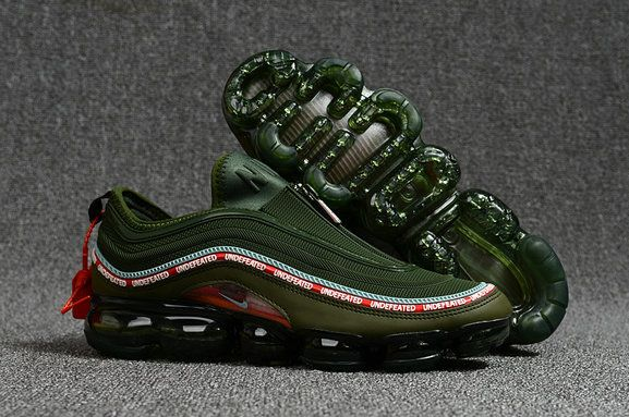 4172901cf64 Latest Nike Air Max 97 VaporMax 2018 KPU Jungle Green Red White ...