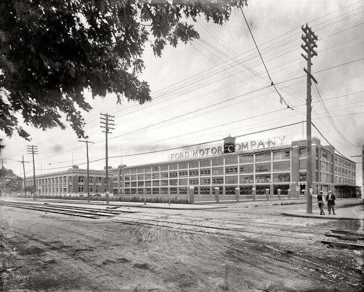 151 Best Images About Detroit Vintage Manufacturers On