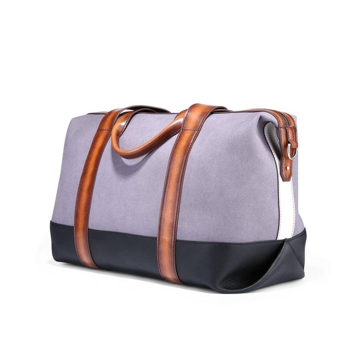 Miami Suede Travel Holdall