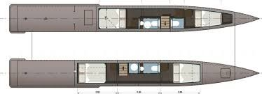 Image result for catamaran yacht plans