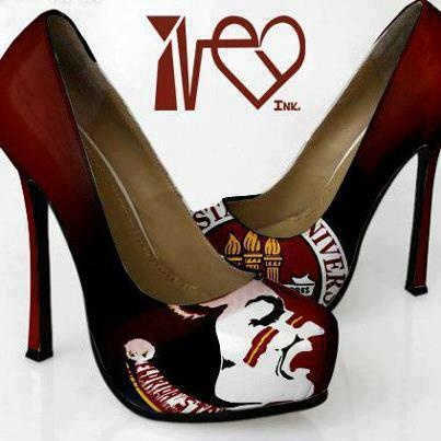 seminoles-- Now that's a seminole fan! @Shannon Bellanca Rimmer @Wade Barbour Rimmer
