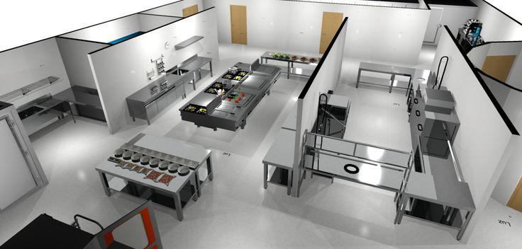 Mejores 61 im genes de montaje cocina en pinterest for Cocinas industriales siglo