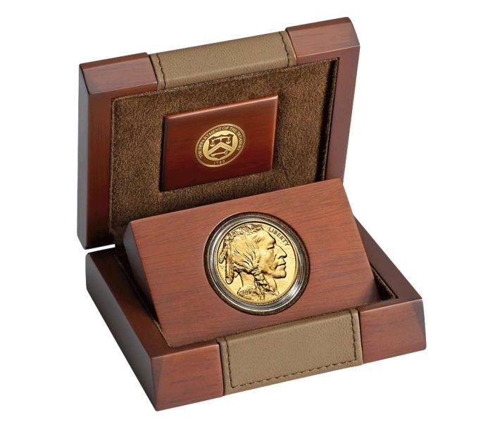 1 Unze Gold American Buffalo 2017 Proof-Qualität | Goldmünzen | GoldSilberShop.de