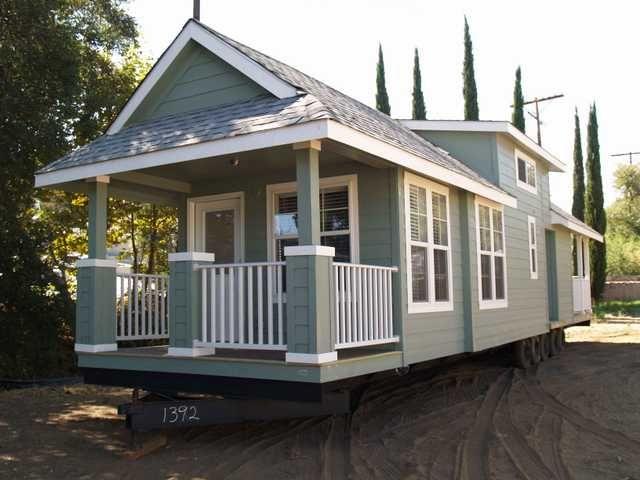 2015 New Instant Mobile House Thecottageloft Park Model In