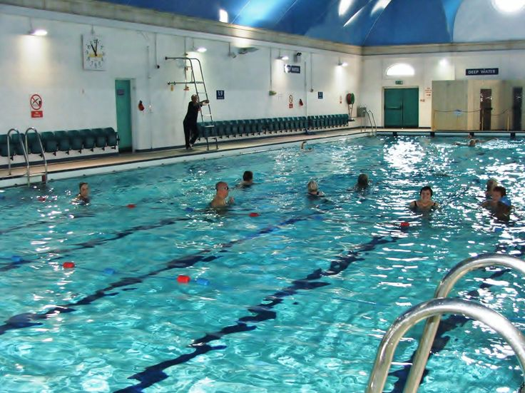 9 best northfield pool fitness images on pinterest - Northfield swimming pool timetable ...