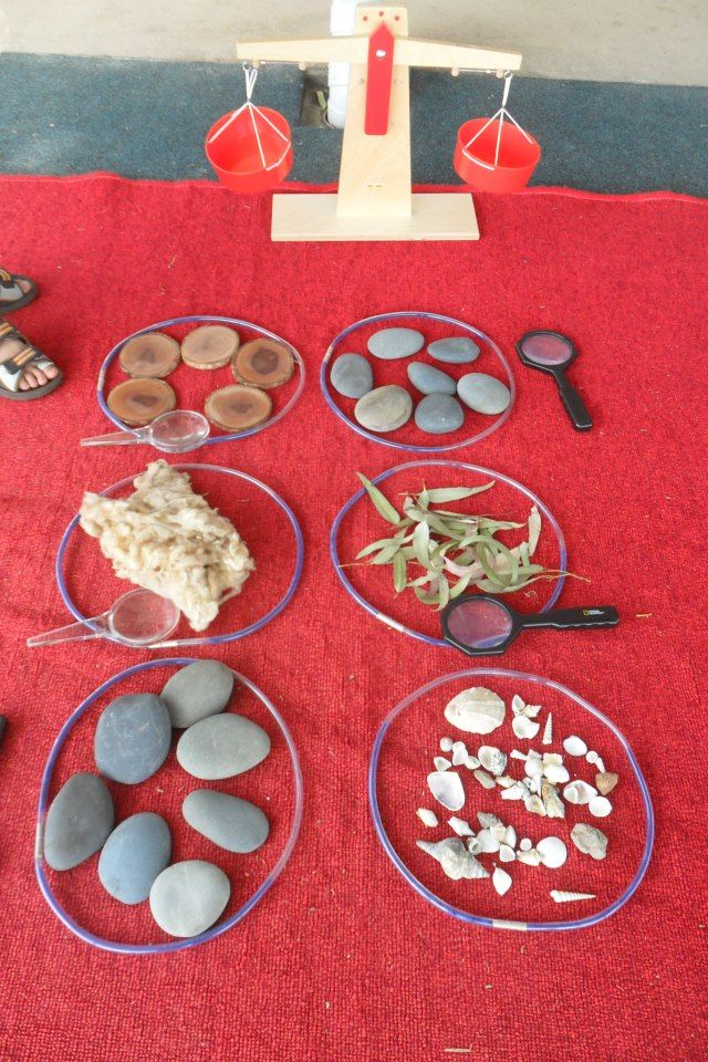 From http://www.facebook.com/pages/Evans-Head-Woodburn-Pre-School/260346820998 Another great use for loose parts!