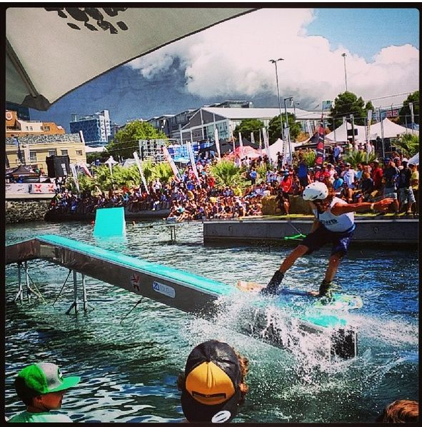Ultimate-X extreme event at the V&A Waterfront this past weekend. Read more: http://www.news24.com/Travel/South-Africa/Wild-weekend-in-Cape-Town-20140203 (Image: http://instagram.com/astin_owen)