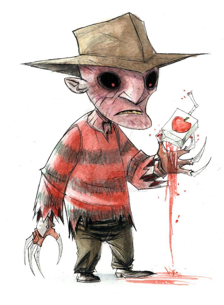 Little Freddy, by Ruben Martinez