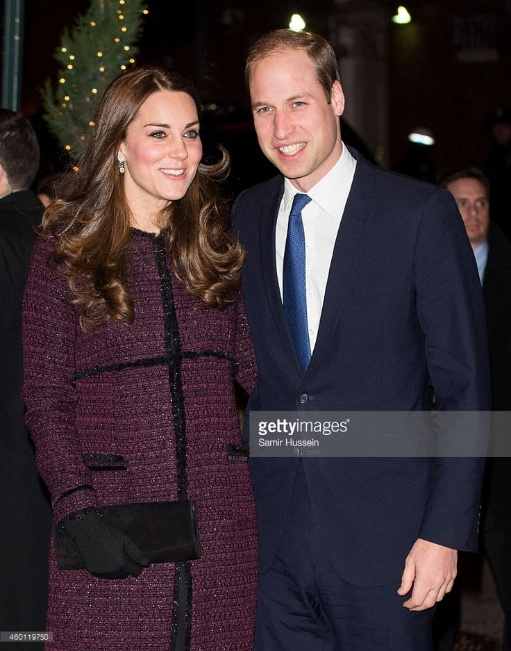 12/7/2014 Prince William, Duke of Cambridge and Catherine, Duchess of Cambridge arrive at The Carlyle Hotel, where they will be staying during their official two-day visit to the United States in New York City.