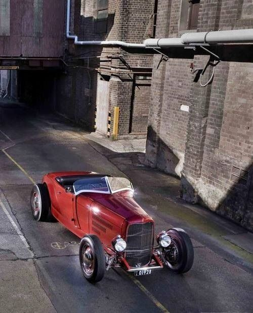 Downtown Hot Rod