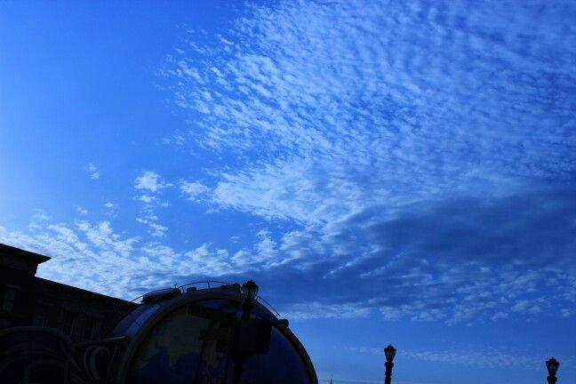 2014.05.03 / sky : 空 / kissx5