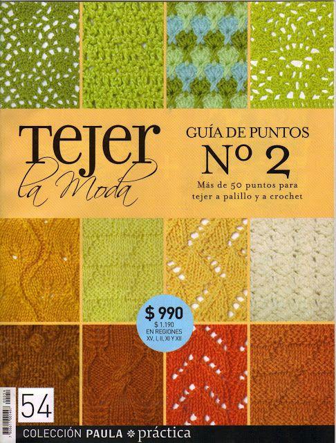 Moda Knitting Pattern Books : Tejer la moda 54   Paola   Webova alba Picasa TEJER la Moda Pinterest P...