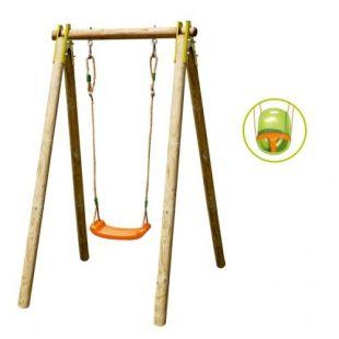 Portique évolutif 1 personne avec siège bébé inclus