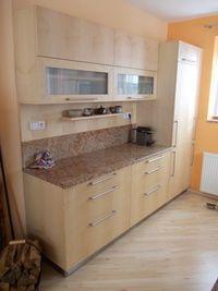 Kuchyně - vestavěná chladnička