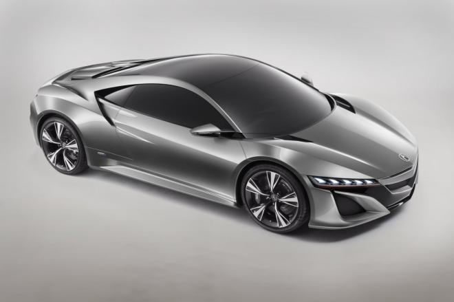 2015 Acura NSX to cost more than a Nissan GT-R