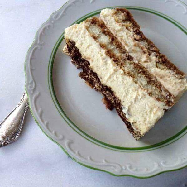 Alcohol free tiramisu cheesecake