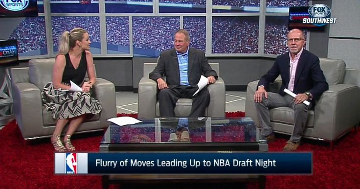 Jun 23, 2017 at 11:16p ET   SportsDay OnAir discusses the latest on the Mavericks, Cowboys, Rangers and Oklahoma Sooners.  More  FOX Sports Southwest  Videos    WATCH: Elvis Andrus scores in 9th inning on wild pitch vs. Yankees 15 mins ago     Flurry of moves in NBA Draft | SportsDay OnAir 15...