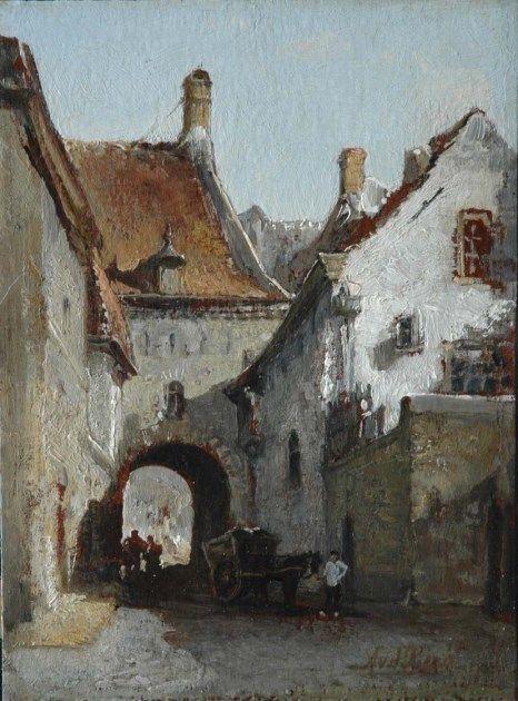 Andries van den Berg 1852-1944