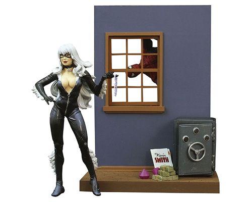 Marvel Фигурка Черная кошка - Марвел