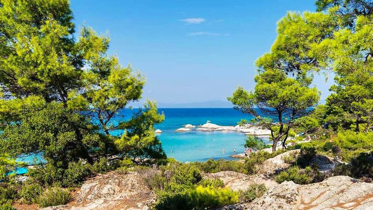 Couldn't be more proud to hear that Chalkidiki was ranked first among the #Greek destinations to be awarded with 71 blue flags, making the area an ideal location for international #beachsetters. What is your favourite beach in #Chalkidiki? Share your thoughts on the comments below.