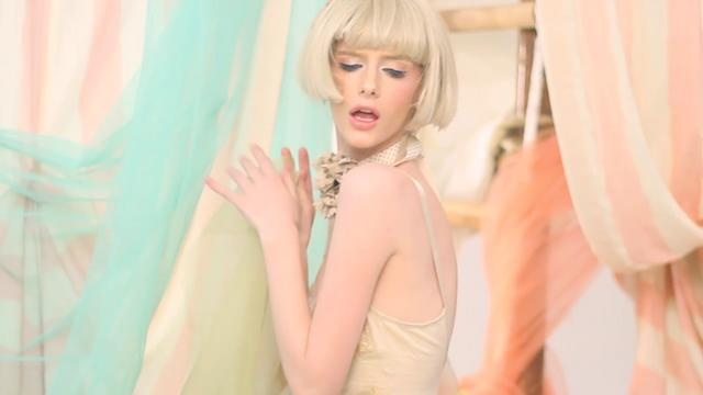 Candy Floss by leone stave. Photography Nicoline Patricia Malina