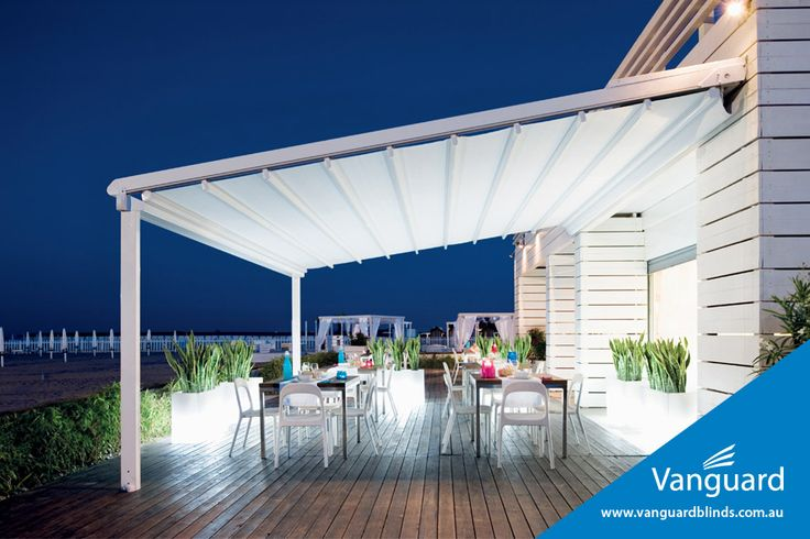 Attractive MEDITERRANEA   Gibus Fabric Retractable Roof/awning | HOME... Pool : ) |  Pinterest | Patios, Porch And Interiors