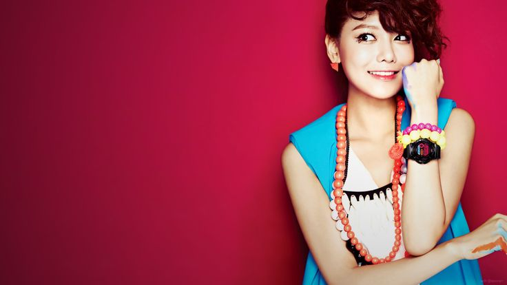 SNSD Sooyoung 2013 Photoshoot HD Wallpaper