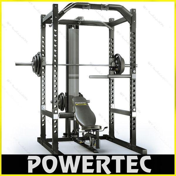 Powertec workbench power rack i want it fitness working