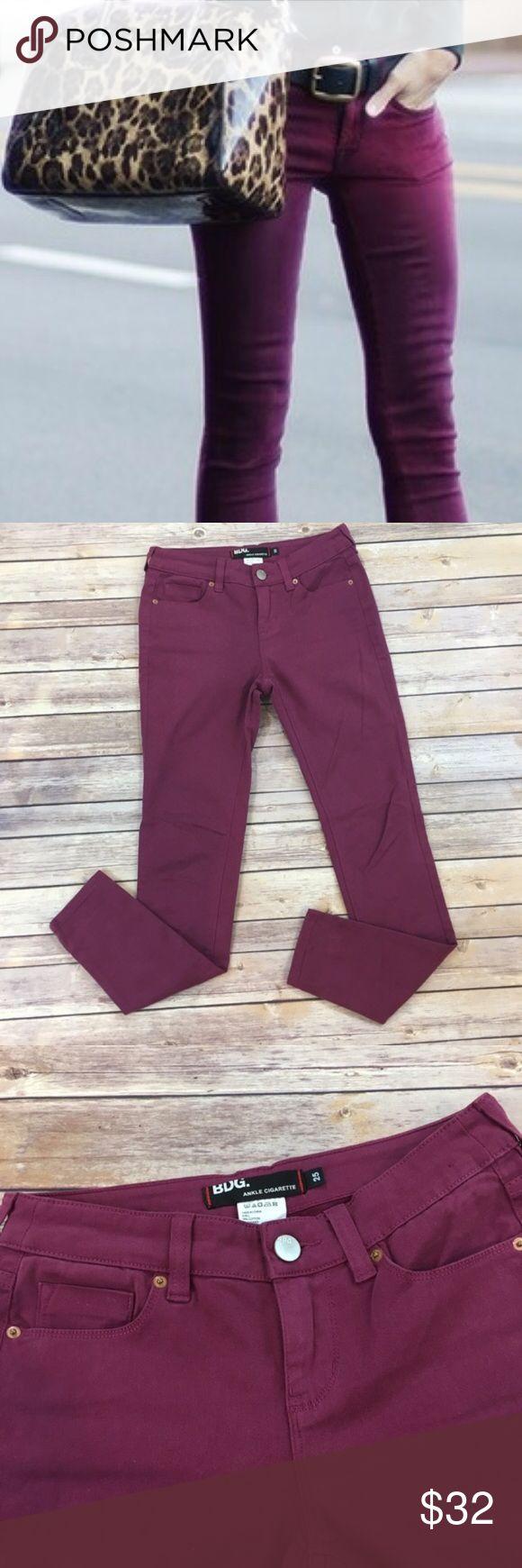 ⚡️SALE⚡️BDG Ankle Cigarette Jeans BDG by Urban Outfitters Ankle cigarette Jeans. Urban Outfitters Jeans Skinny
